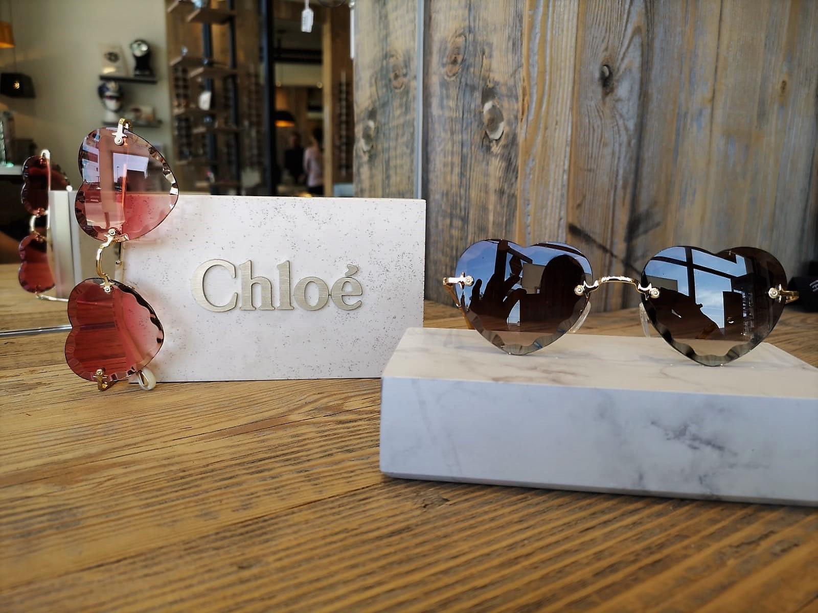 Toute la collection de lunettes Chloé chez Mouans Optique
