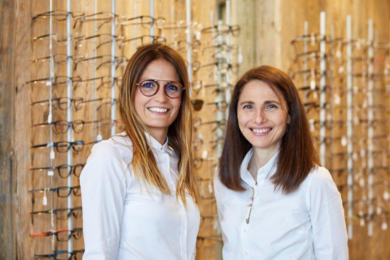 Equipe d'opticiennes diplômées, opticien lunetier Mouans Sartoux