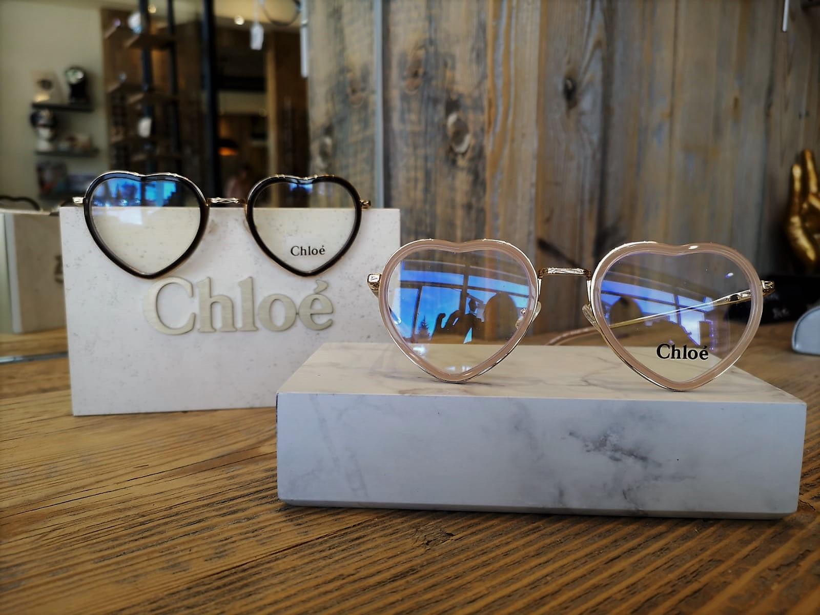 oute la collection de lunettes Chloé chez Mouans Optique