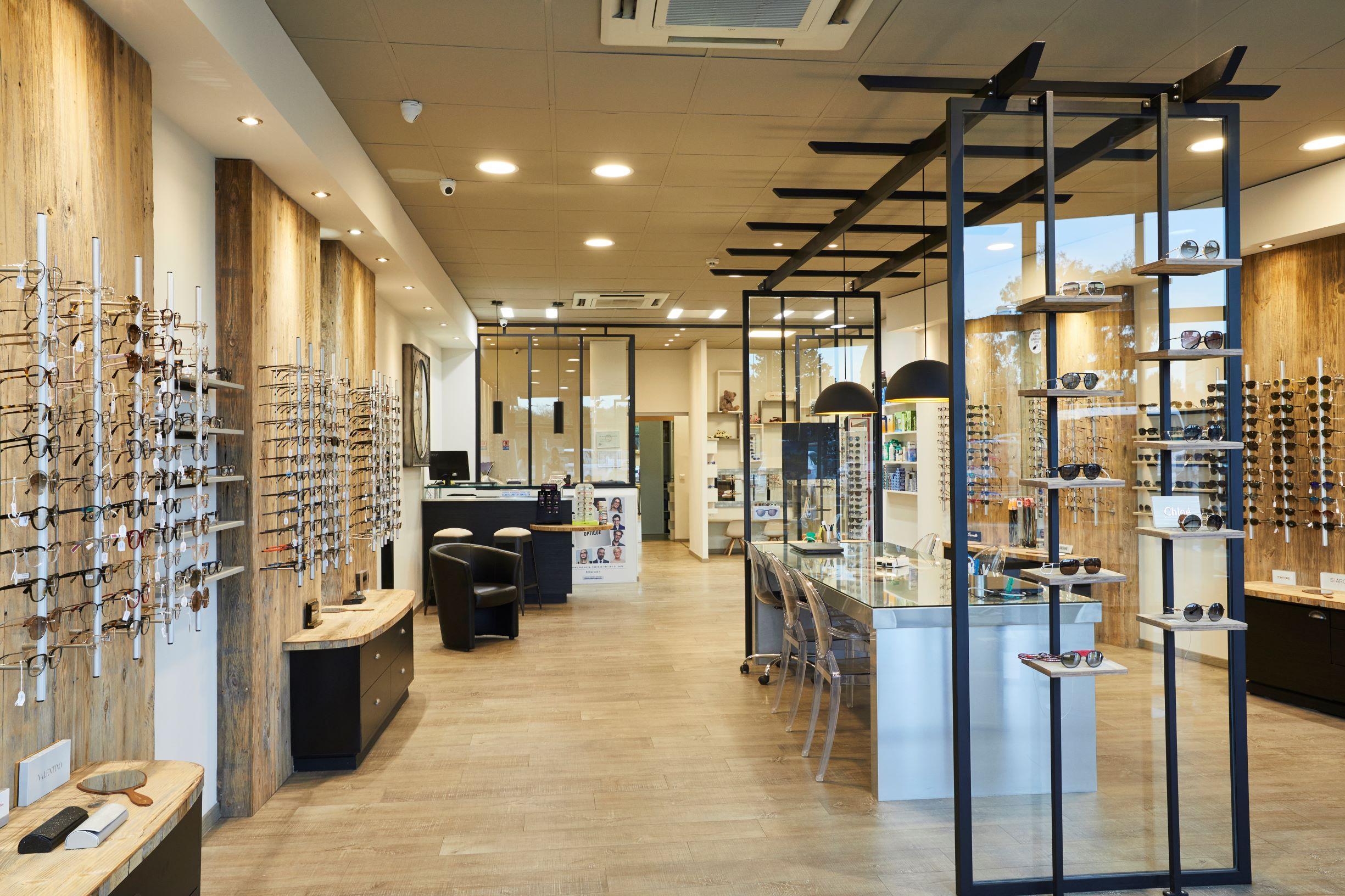 Mouans Optique, opticien, magasin de lunettes à Mouans Sartoux dans le 06